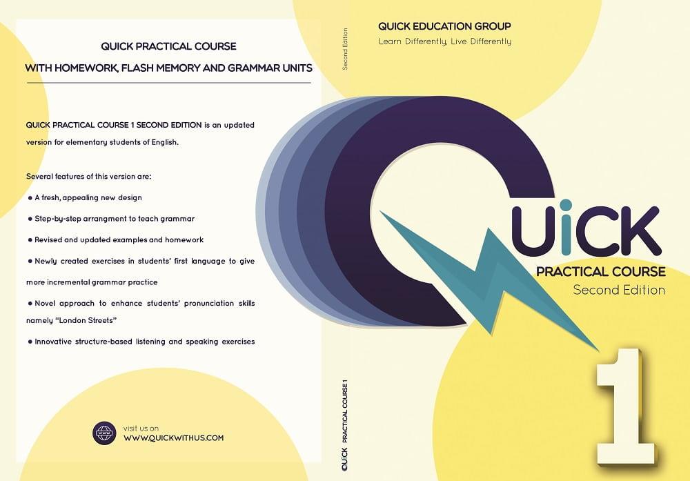 کلاس زبان انگلیسی در موسسه تخصصی زبان کوییک