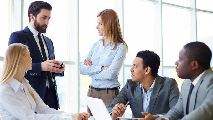 زبان کسب و کار به انگلیسی در موسسه تخصصی زبان کوییک