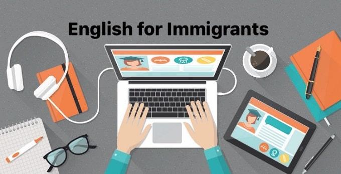 دورههای زبان انگلیسی برای مهاجرین ایرانی