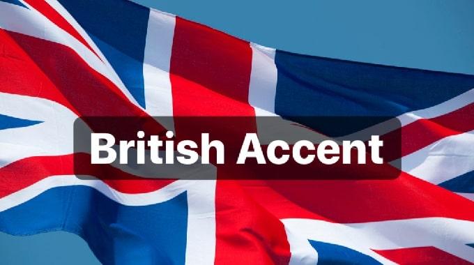 روشهای تقویت لهجه بریتانیایی در زبان انگلیسی