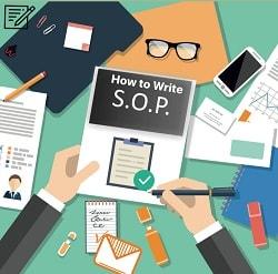 نحوه نوشتن انگیزهنامه(sop)