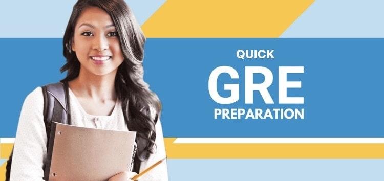 دورههای آمادگی آزمون GRE