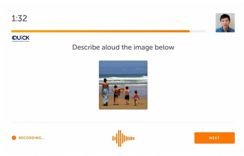 آشنایی با بخش توصیف تصویر (Picture Description Task) در آزمون دولینگو