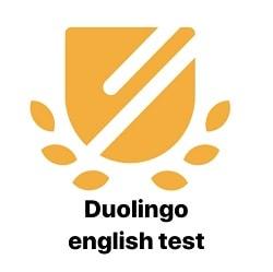 آزمون دولینگو (Duolingo)