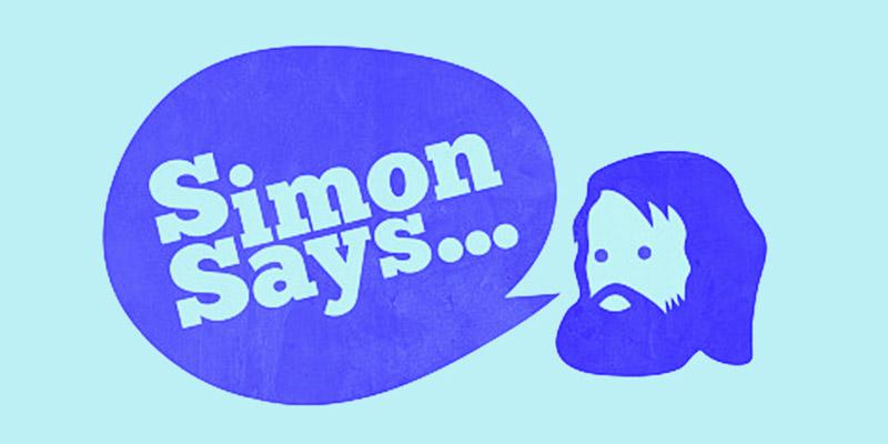 بازی simon says